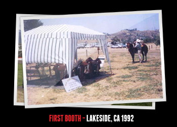 First Booth